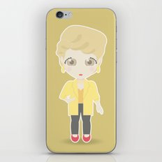Girls in their Golden Years - Blanche iPhone & iPod Skin