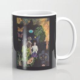 Virgo- Zodiac Wildlife Series Coffee Mug