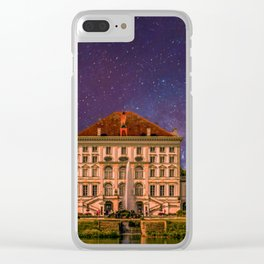 Nympfenburg Palace - Munich Clear iPhone Case