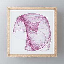 Strange Attraction 3 Framed Mini Art Print