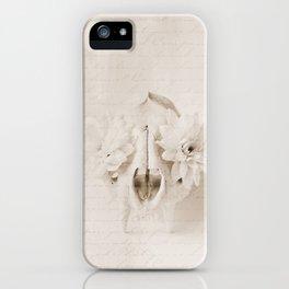 Beautiful Death iPhone Case