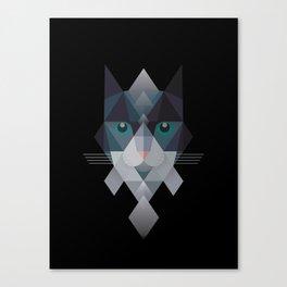 Meowmalism Canvas Print