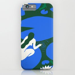Ponder Wonder iPhone Case