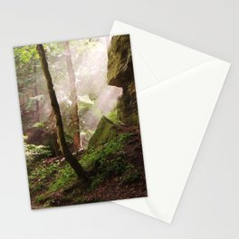 Morning Light Stationery Cards