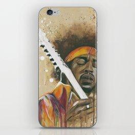 Jimi Hendrix iPhone Skin
