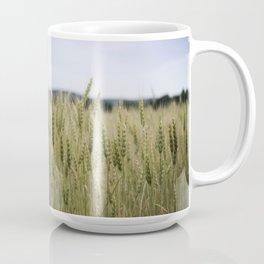 Grain Almost Ready For Harvest Coffee Mug
