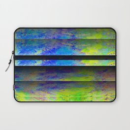 Yellow Color Blinds Laptop Sleeve