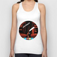 hollywood Tank Tops featuring Hollywood by AndISky