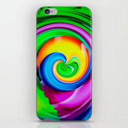 Abstract Perfection 29 iPhone Skin