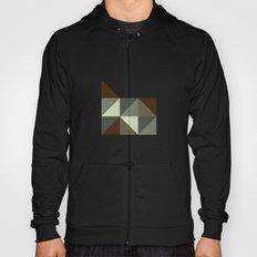 Geometric Oregon Hoody