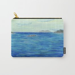 Old Hawaii 3 of 3 Carry-All Pouch