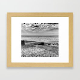 Wade In The Water Framed Art Print