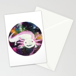 Astralotl Stationery Cards