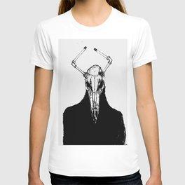 Deer Mask T-shirt