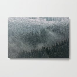 Forest me and you Metal Print