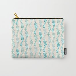 Pastel Marine Pattern 01 Carry-All Pouch