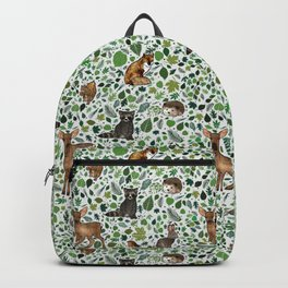 Woodland Animal Friends Backpack