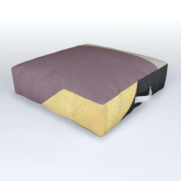 Golden line XIV Outdoor Floor Cushion