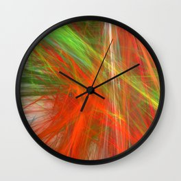 Disco Lights (A7 B0217) Wall Clock