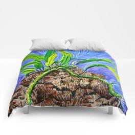 Ferny Comforters