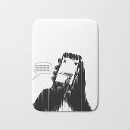 The Swipe Bath Mat