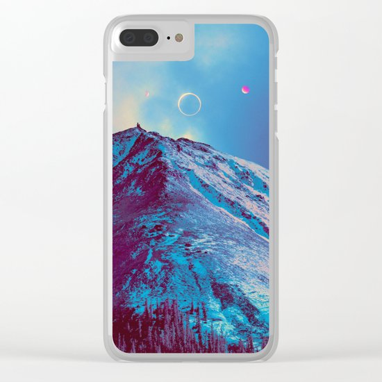 A new home Clear iPhone Case