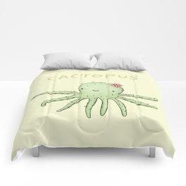 Cactopus Comforters