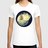 atlas T-shirts featuring Atlas Planet by Jasmine Smith