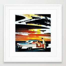 playboys Framed Art Print
