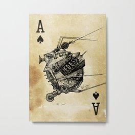 ED-E, My Love Metal Print