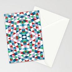 Geometric #3 Stationery Cards