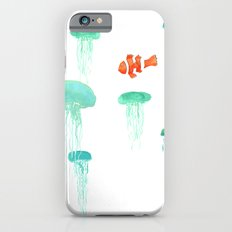 Sea of Jellies Slim Case iPhone 6s