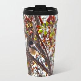 Charming Chickadee Travel Mug