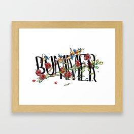 Bummer 1 Framed Art Print