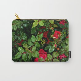 After the rain roses Carry-All Pouch