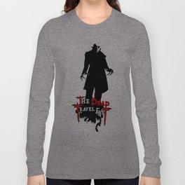 Nosferatu Travel Fast  Long Sleeve T-shirt