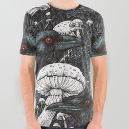 Decay All Over Graphic Tee