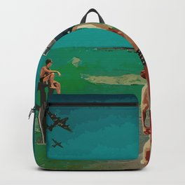 Summer is Magic Backpack