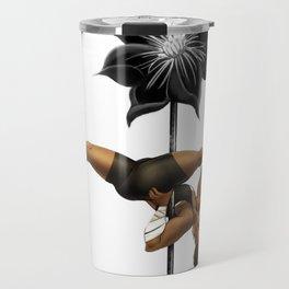 Pennys Shuriken Pole Dance Travel Mug