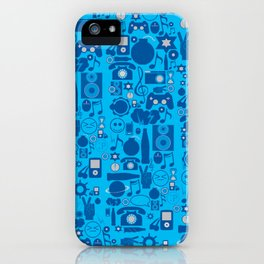 We love to play iPhone Case