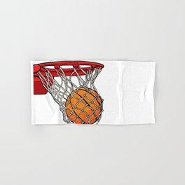 ball basket Hand & Bath Towel
