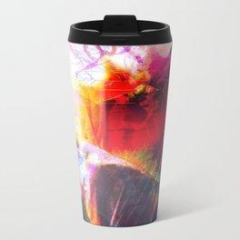 Averted Vision Metal Travel Mug