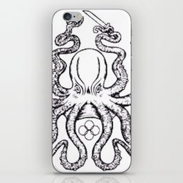 Fight lab Octopus iPhone Skin