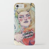 devil iPhone & iPod Cases featuring Devil. by Izuru  Kumo