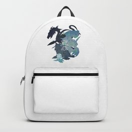 Digivolution Gomamon Crest of Reliability Backpack