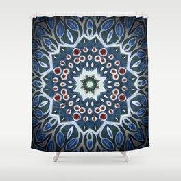 Mandala Seven Shower Curtain