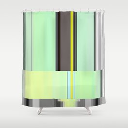 compoxa1MN3a-S6 Shower Curtain