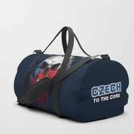 To The Core Collection: Czech Republic Duffle Bag