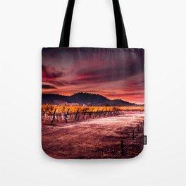 Ripe and Full (Napa Valley; California) Tote Bag