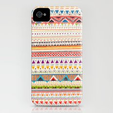 Pattern iPhone (4, 4s) Slim Case